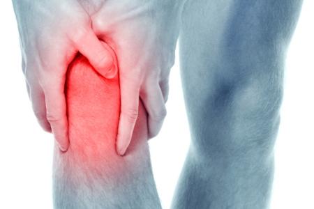 Подагра коленного сустава - симптомы